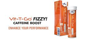 Revite Vit-T-Go Fizzy Tabs - 10's