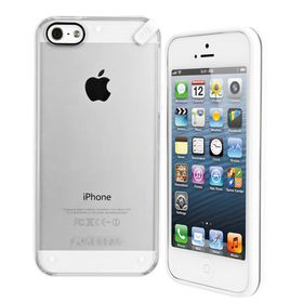 PureGear Slim Shell Case for iPhone 5/5S - Clear