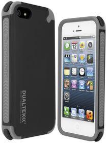 PureGear Dualtek Case for iPhone 5/5S - Matte Black