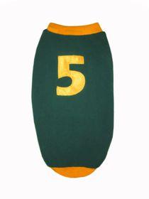 Kunduchi -  Green & Gold Sport Jersey - Size 9