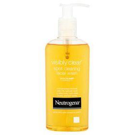 Neutrogena Visibly Clear Spot Clearing Facial Wash