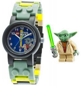 LEGO Star Wars - Yoda Watch with Minifigure