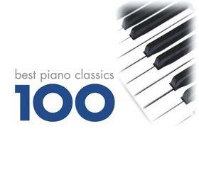 100 Best Piano Classics - Various Artists (CD)