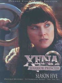 Xena:Warrior Princess Season 5 - (Region 1 Import DVD)