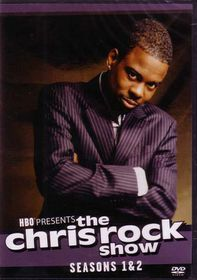 The Chris Rock Show - Seasons 1 and 2 - (DVD)