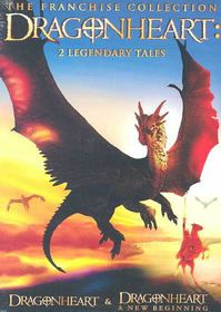 Dragonheart:2 Legendary Tales - (Region 1 Import DVD)