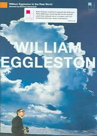 William Eggleston in the Real World - (Region 1 Import DVD)