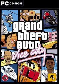 Grand Theft Auto - Vice City (PC)