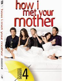 How I Met Your Mother Season 4 (DVD)