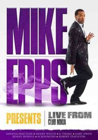 Mike Epps Presents:Live from the Club - (Region 1 Import DVD)