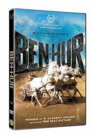 Ben Hur 50th Anniversary Remastered (2 DVD)