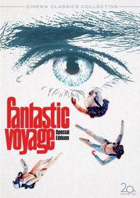 Fantastic Voyage - (DVD)
