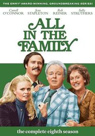 All in the Family:Complete Eighth Sea - (Region 1 Import DVD)