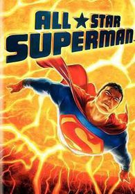 All Star Superman - (Region 1 Import DVD)