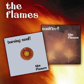 Flames - Burning Soul! / Soulfire!! (CD)