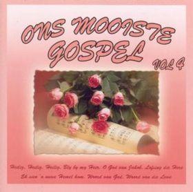Ons Mooiste Gospel - Ons Mooiste Gospel vol 4 (CD)