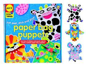 Alex Toys - Paper Bag Puppets
