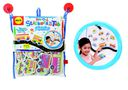 Alex Toys - Stickers For The Tub - Beep Beep