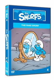 Smurfs Season 1 Vol 4: The Fake Smurf (DVD)