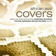 African Jazz Covers - Various Artists (CD)