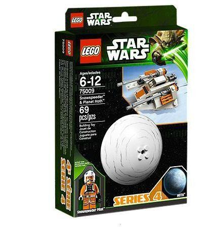 LEGO STAR WARS PLANET HOTH