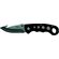 Tekut - LK5037A Leopard with Guthook Knife - Black or Silver