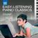Easy Listening Piano Classics - Easy Listening Piano Classics - Schubert (CD)