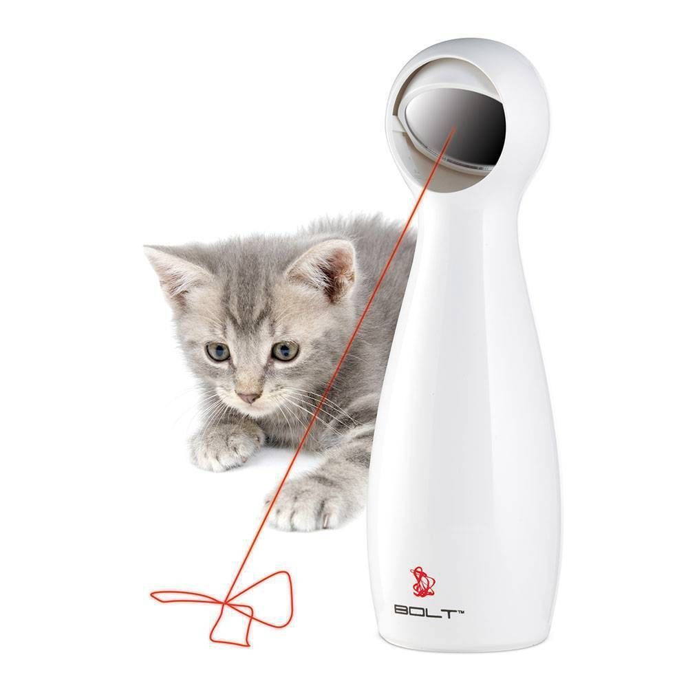 Automated Cat Toys : Frolicat bolt automatic laser light buy online in
