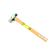 Lasher Tools - Ball Pein Wood Shaft Hammer - 300G