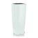 Lechuza - Cubico Alto Premium 40 - White  Glossy