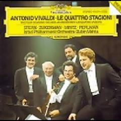 Isaac Stern / Zukerman / Mintz / Perlman / Israel Philharmonic Orchestra - Four Seasons (CD)