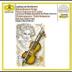 Daniel Barenboim - Piano Concerto In D Major, Romances Nos. 1 & 2 (CD)