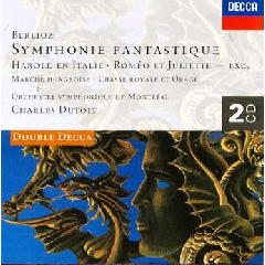Montreal Symphony Orchestra & Choir - Symphonie Fantastique, Harold In Italy, Romeo & Juliet, Marche Hongroise, Chasse Royale Et Orage (CD)