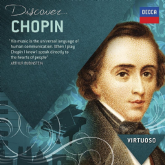 Discover Chopin - Various Artists (CD)