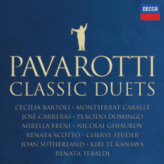 Pavarotti, Luciano - Classic Duets (CD)