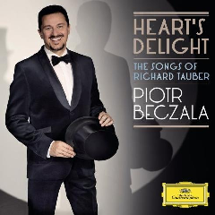Beczala, Piotre - Heart's Delight - The Songs Of Richard Tauber (CD)