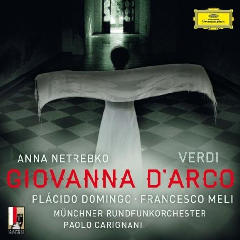 Anna Netrebko/placido Domingo - Giovanna D'Arco (CD)