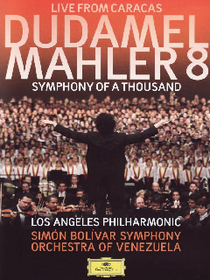 Mahler:Symphony No 8 - (Region 1 Import DVD)