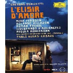 Donizetti:L'elisir D'amore - (Region A Import Blu-ray Disc)