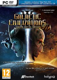 Galactic Civilizations III (PC DVD)