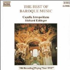 Capella Istropolitana - Best Of Baroque Music (CD)