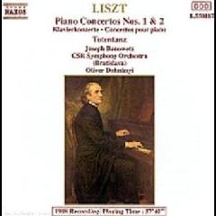 Joseph Banowetz - Piano Concertos Nos.1 & 2 (CD)