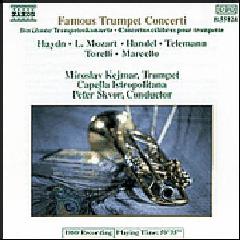 Kejmar / Capella Istropolitana - Famous Trumpet Concertos (CD)