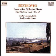Csaba Onczay - Cello Sonatas - Vol.1 (CD)