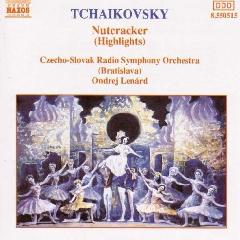 Czech-Slovak Radio Symphony Orchestra - Nutcracker - Highlights (CD)