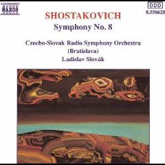 Czech-Slovak Radio Symphony Orchestra - Symphony No. 8 (CD)