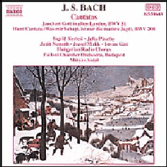 Ingrid Kertesi - Cantatas Bwv 51 & 208 (CD)