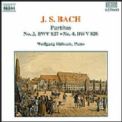 Wolfgang Rubsam - Partitas Vol. 2 (CD)