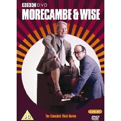 Morecambe & Wise-Series 3 - (Import DVD)
