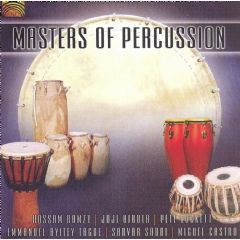 Masters Of Percussion - Various Artists (CD)
